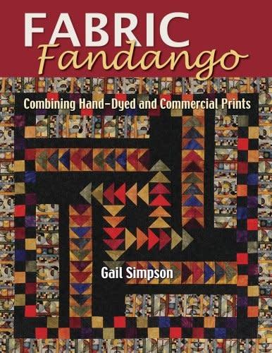 FABRIC FANDANGO BOOK