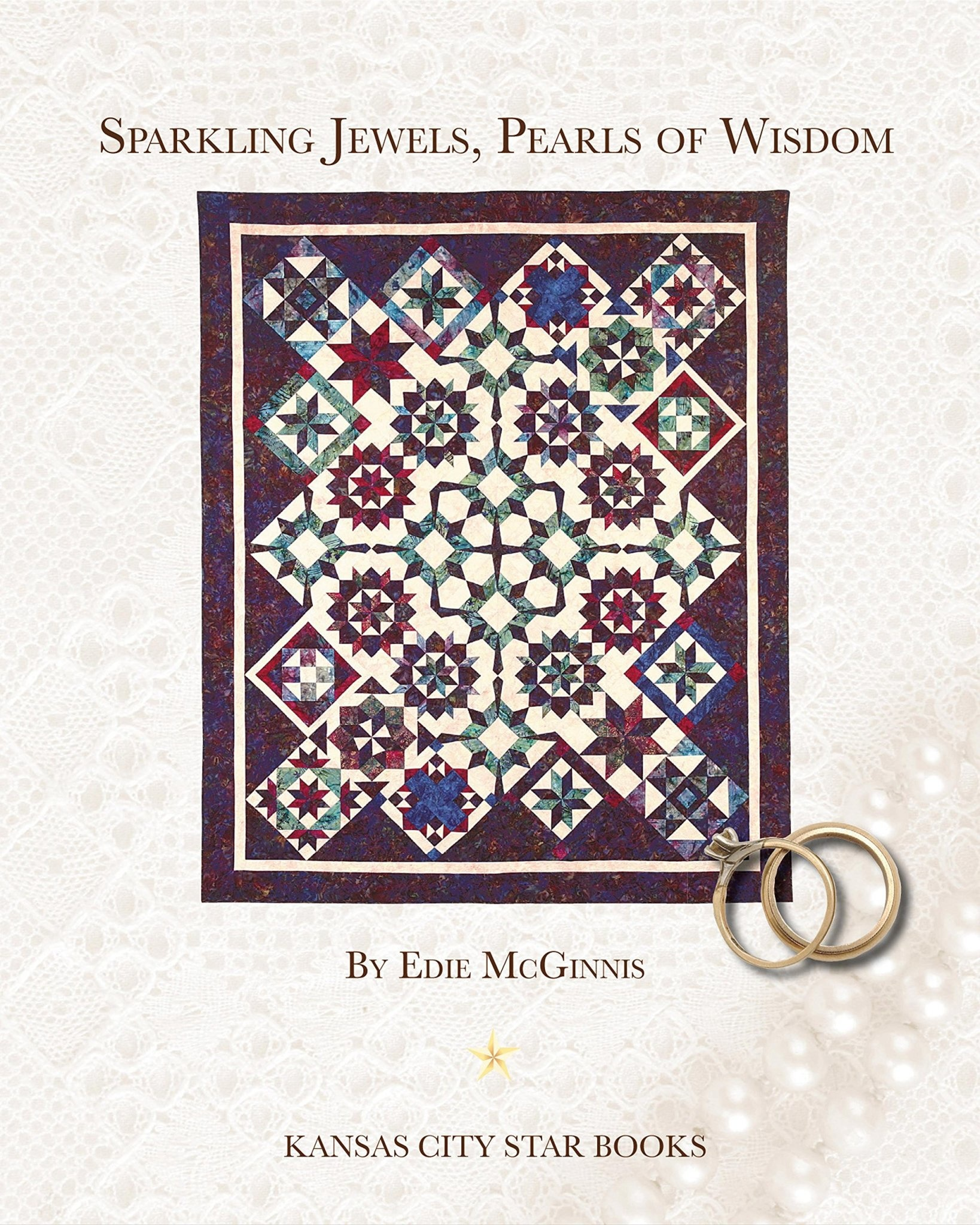 SPARKLY JEWELS, PEARLS OF WISDOM BOOK