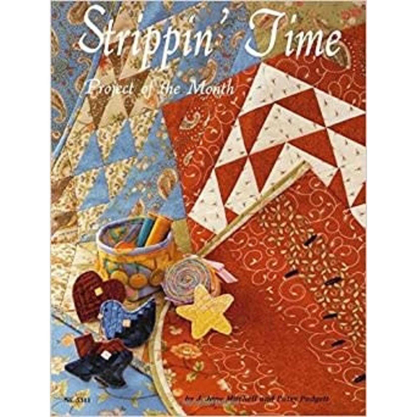 STRIPPIN' TIME BOOK