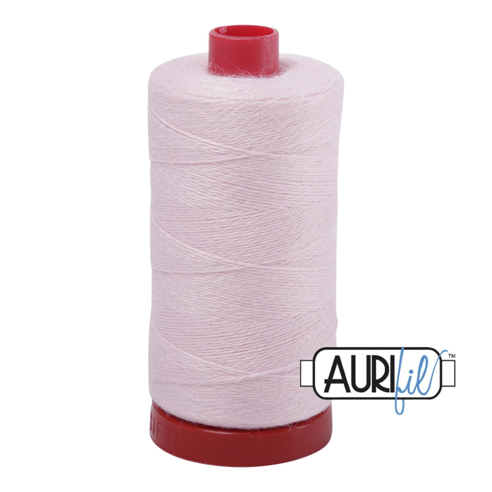 AURIFIL WOOL AURIFIL Wool 12wt 8420 Baby Pink