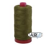 AURIFIL WOOL AURIFIL Wool 12wt 8950 Light Olive