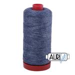 AURIFIL WOOL AURIFIL Wool 12wt 8780 Blue Melange
