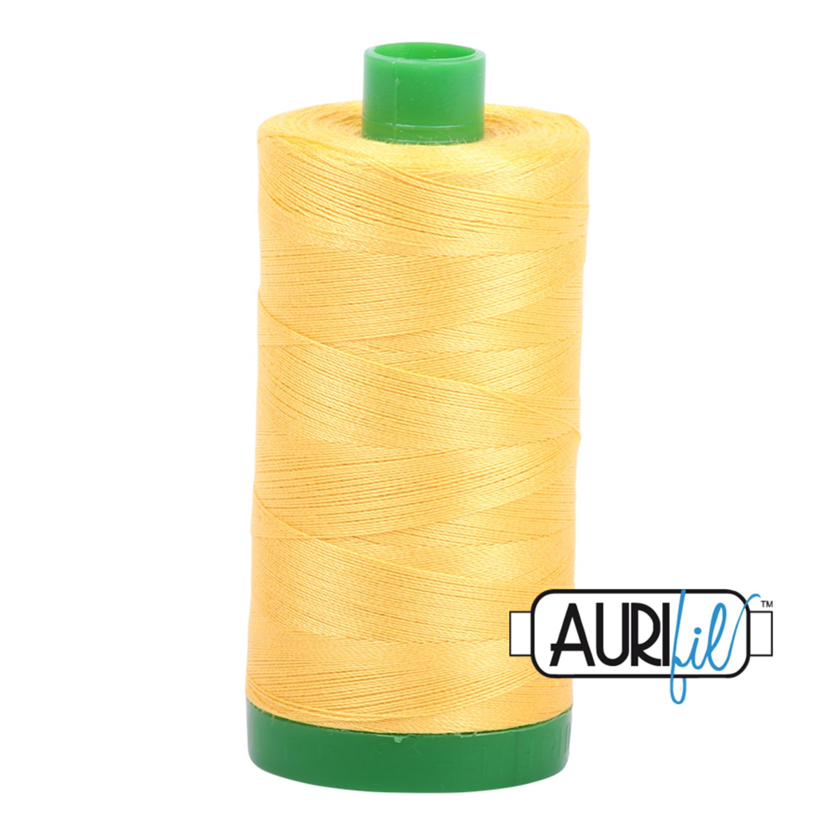 AURIFIL AURIFIL 40 WT Pale Yellow 1135