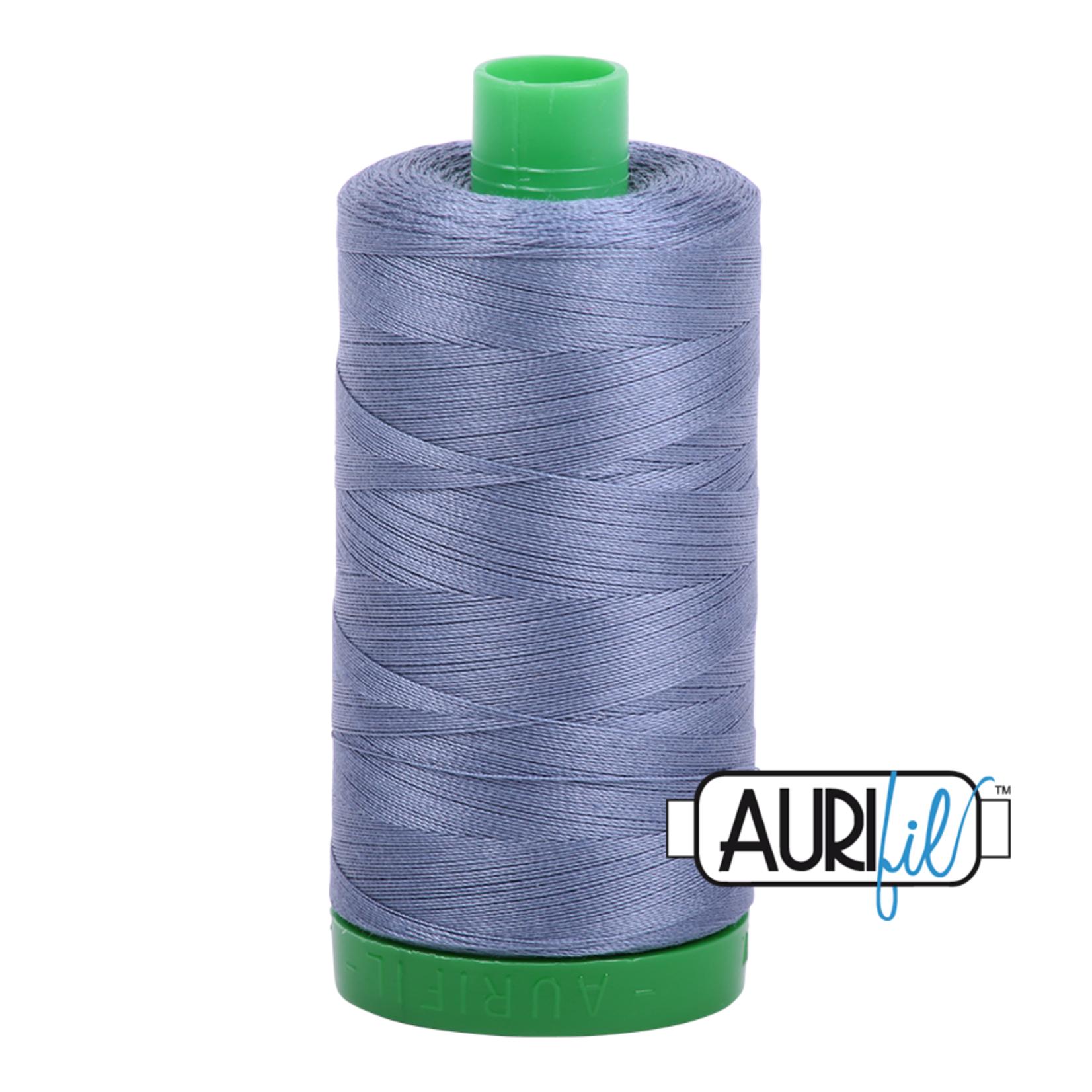 AURIFIL AURIFIL 40 WT Dark Grey Blue 1248