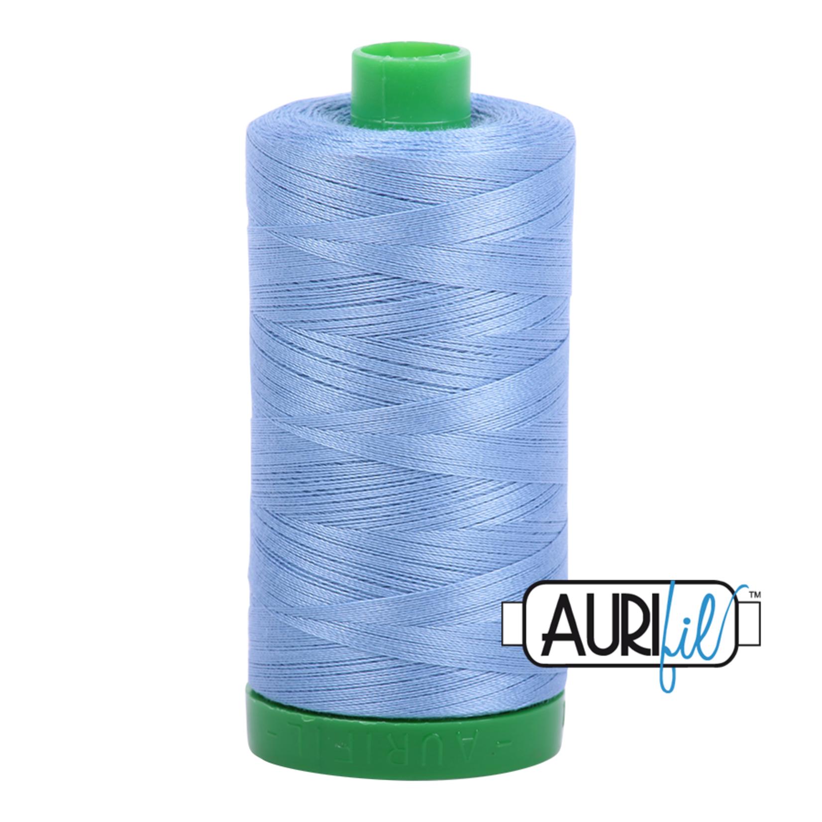 AURIFIL AURIFIL 40 WT Light Delft Blue 2720