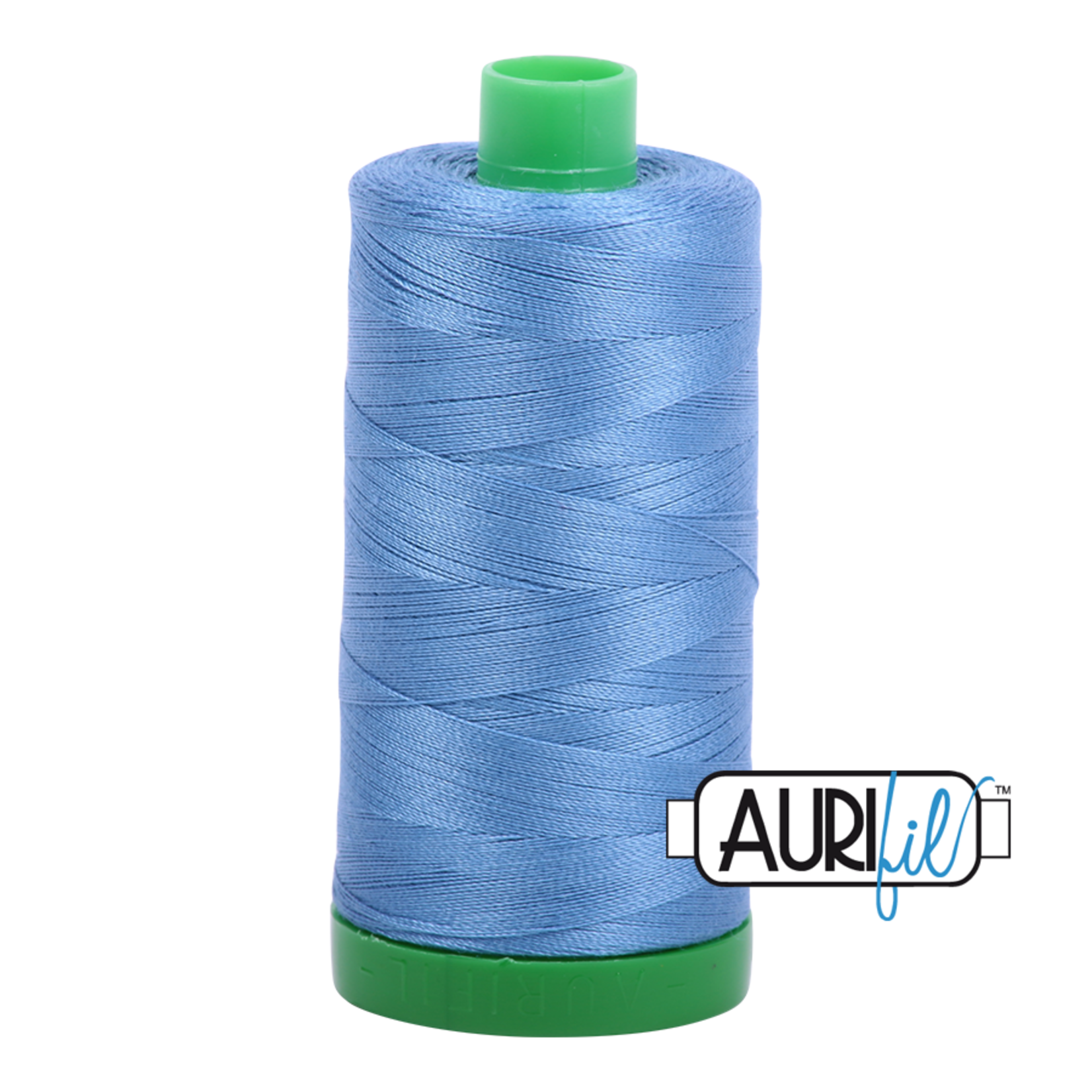 AURIFIL AURIFIL 40 WT Light Wedgewood 2725