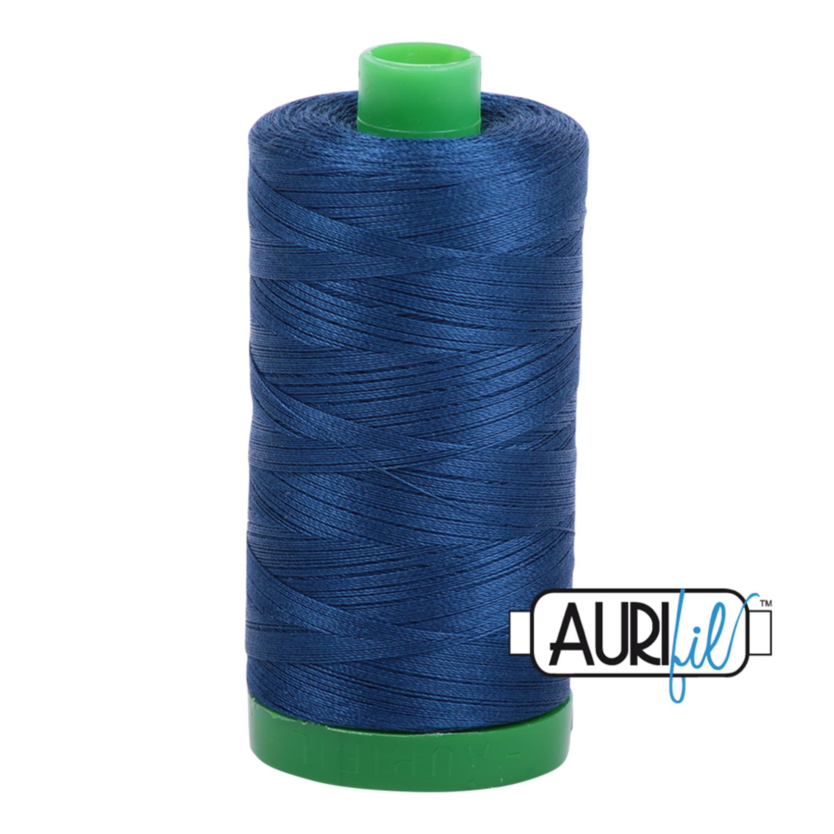 AURIFIL AURIFIL 40 WT Medium Delft Blue 2783