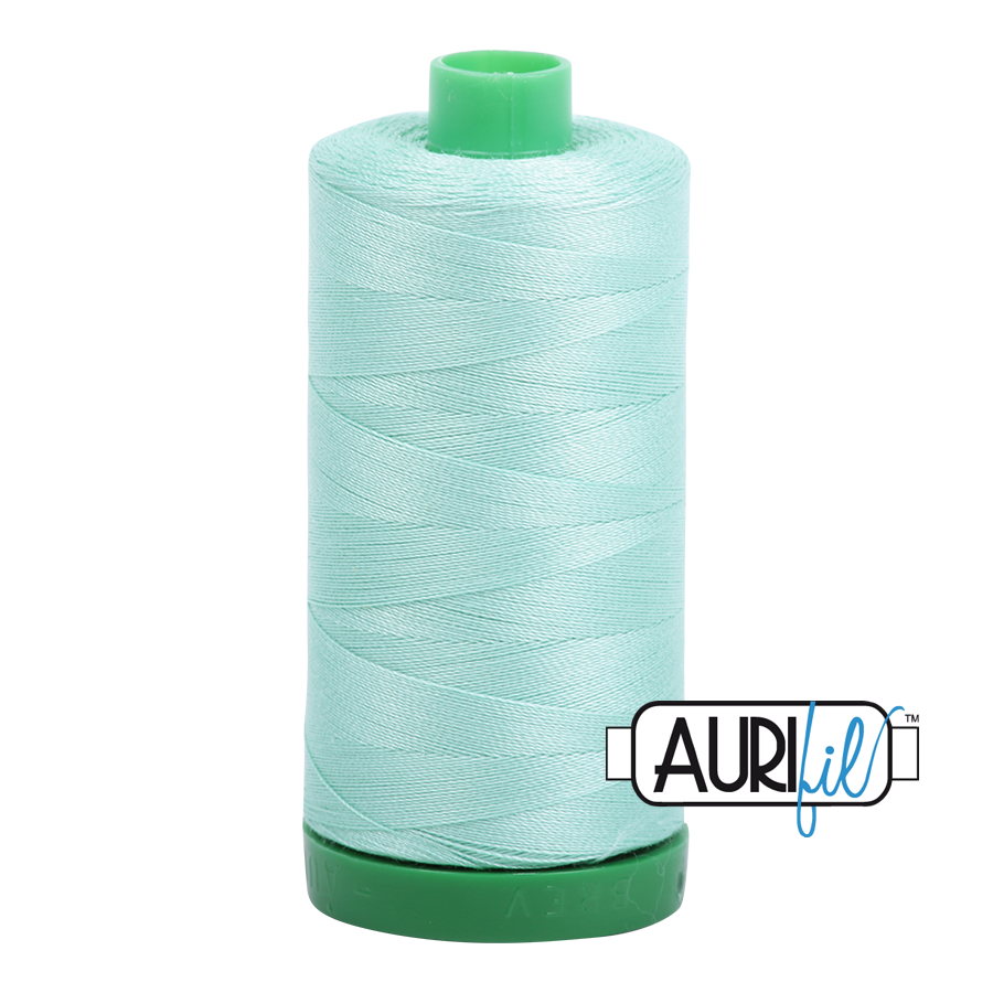 AURIFIL AURIFIL 40 WT Medium Mint 2835