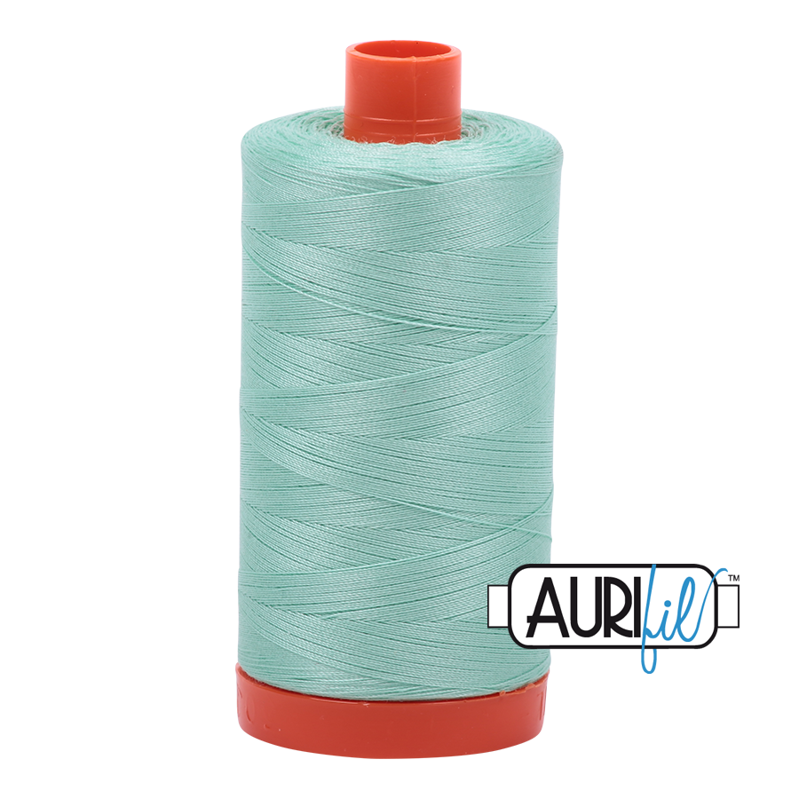 AURIFIL AURIFIL 50 WT Medium Mint 2835