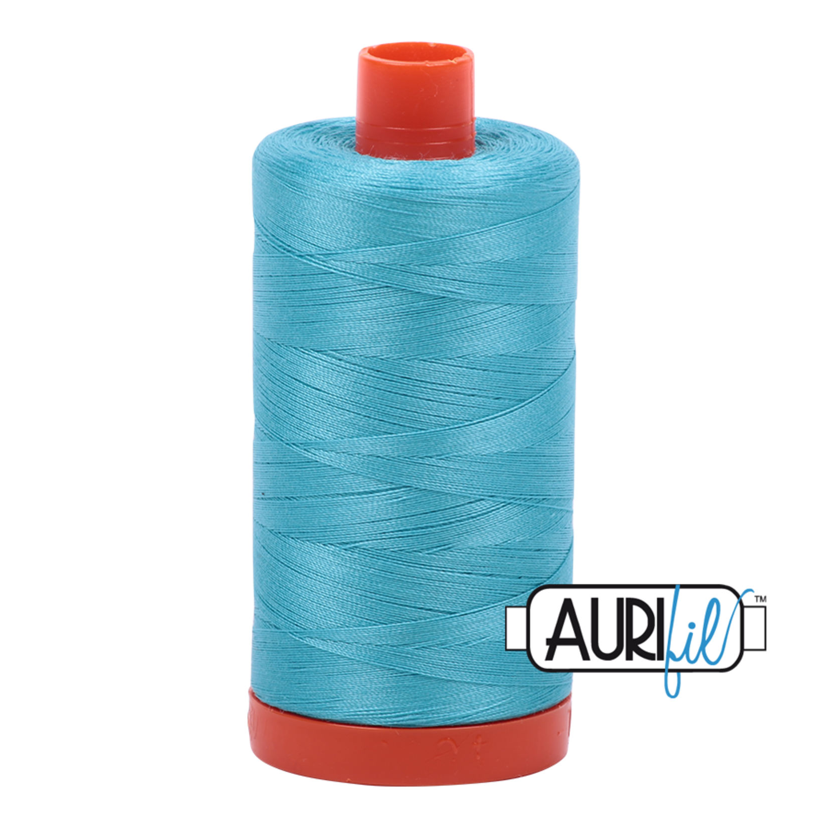 AURIFIL AURIFIL 50 WT Bright Turquoise 5005