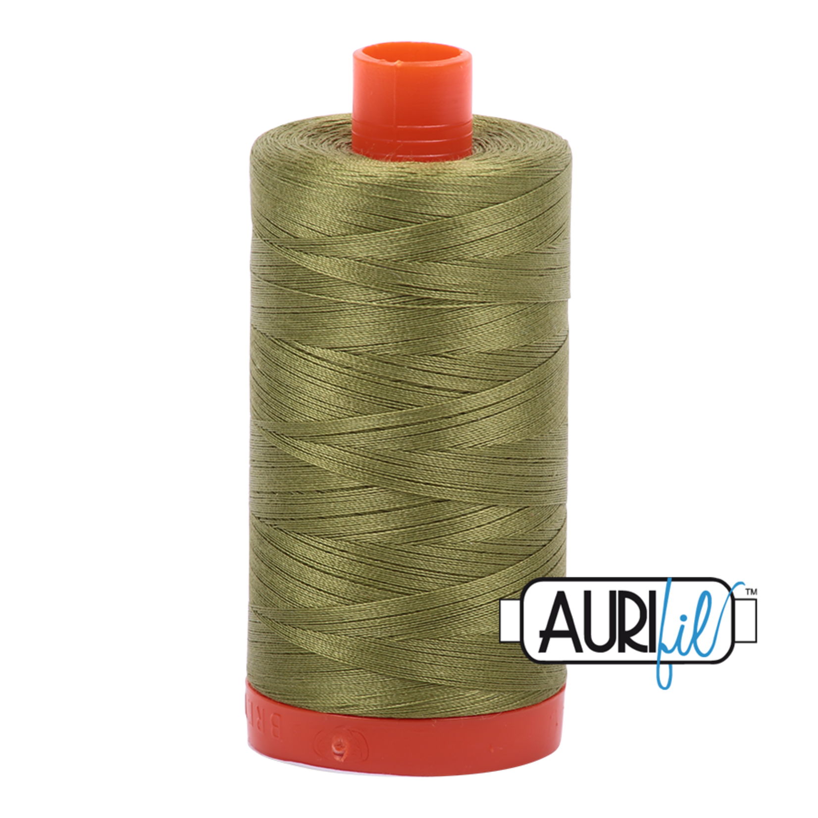 AURIFIL AURIFIL 50 WT Olive Green 5016