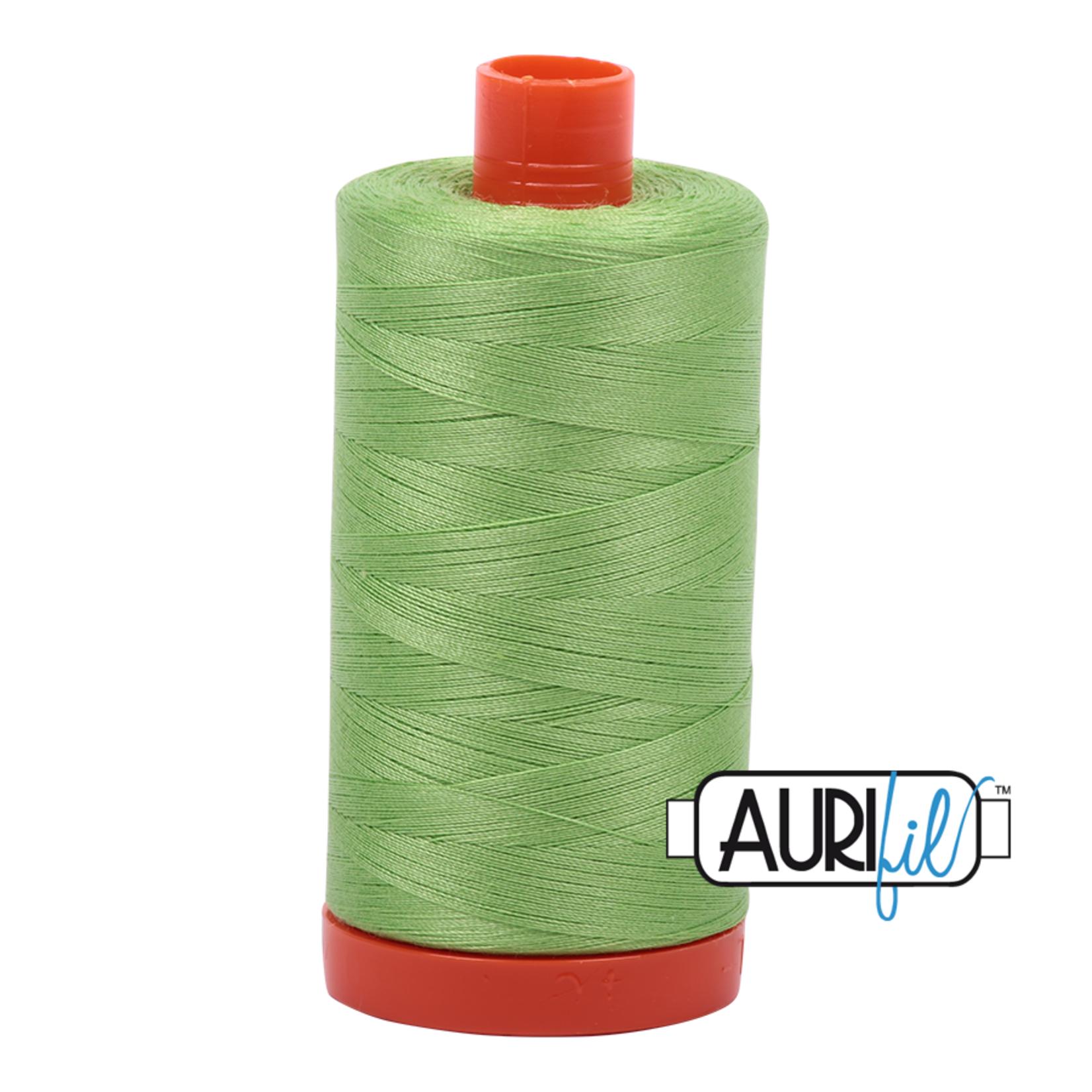 AURIFIL AURIFIL 50 WT Shining Green 5017