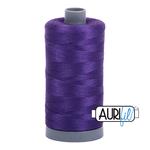 AURIFIL 28 WT Dark Violet 2582
