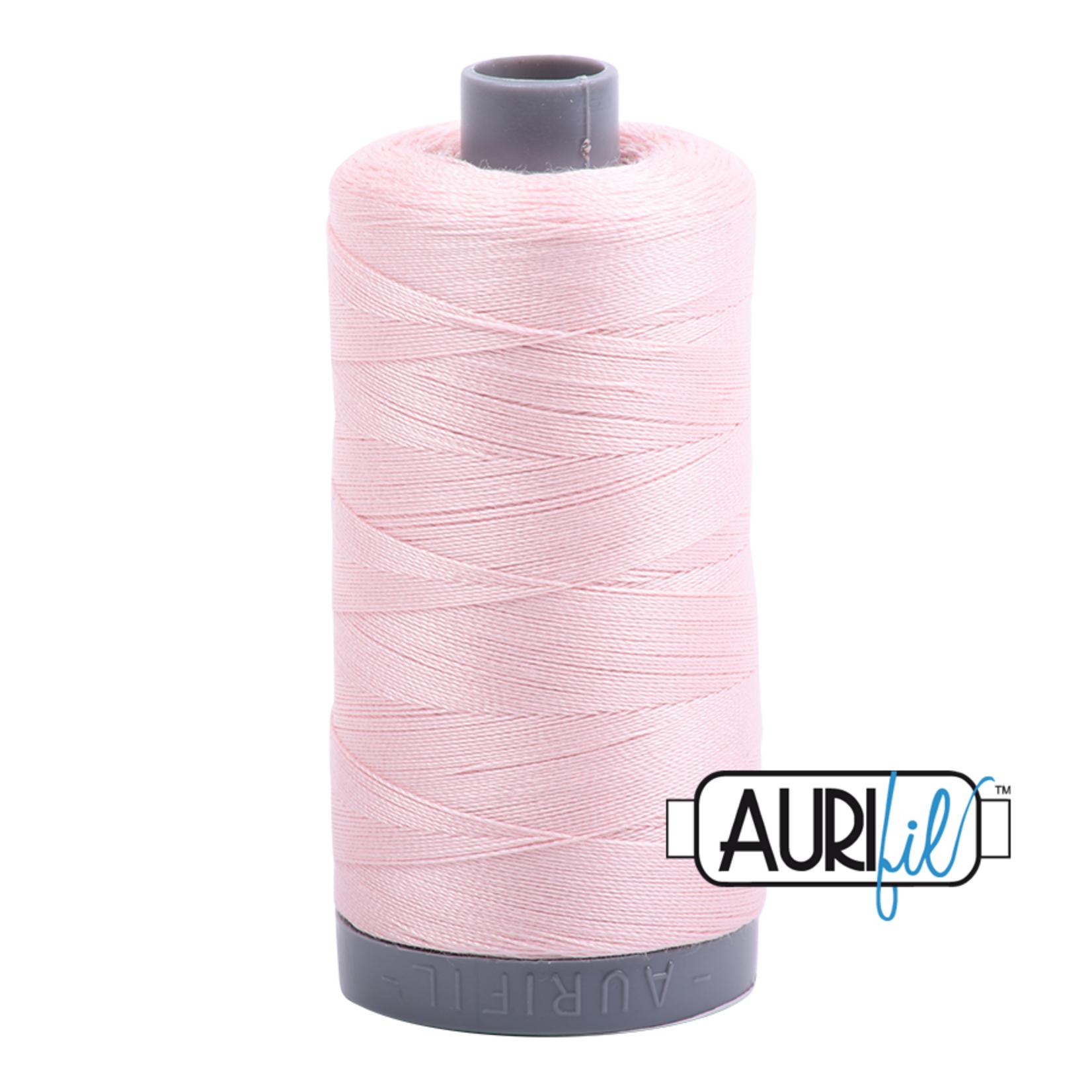 AURIFIL AURIFIL 28 WT Pale Pink 2410