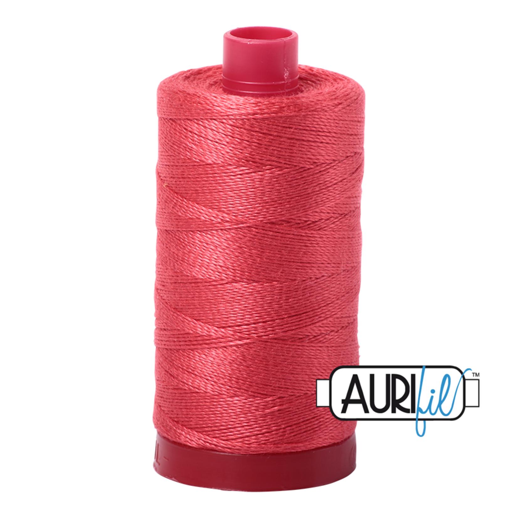 AURIFIL AURIFIL 12 WT Medium Red 5002
