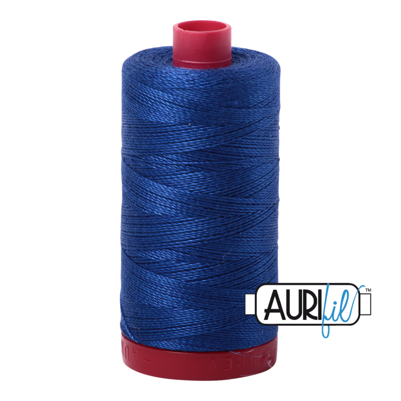 AURIFIL AURIFIL 12 WT Dark Cobalt 2740