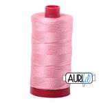 AURIFIL AURIFIL 12 WT Bright Pink 2425