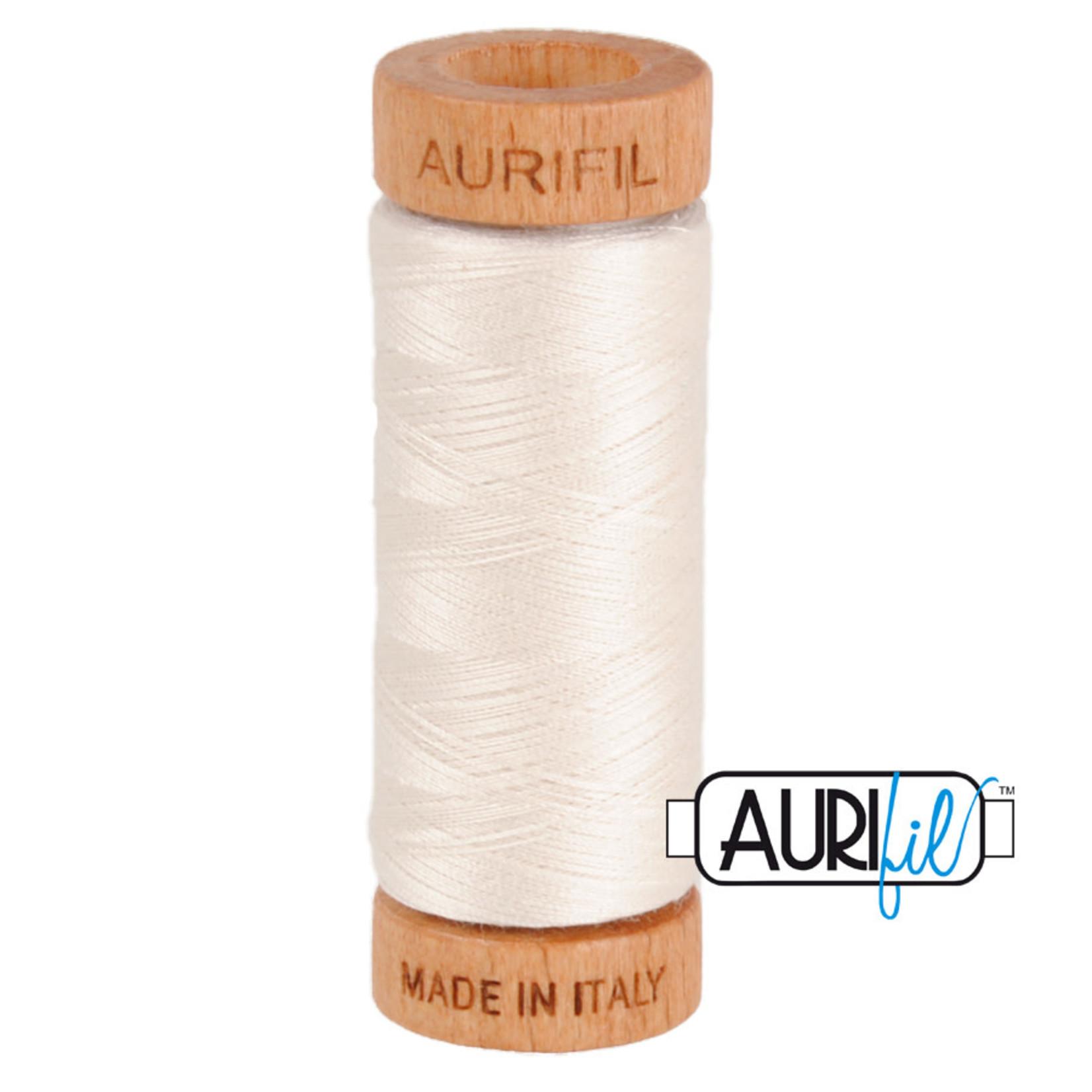 AURIFIL AURIFIL 80 WT FLOSS MUSLIN 2311