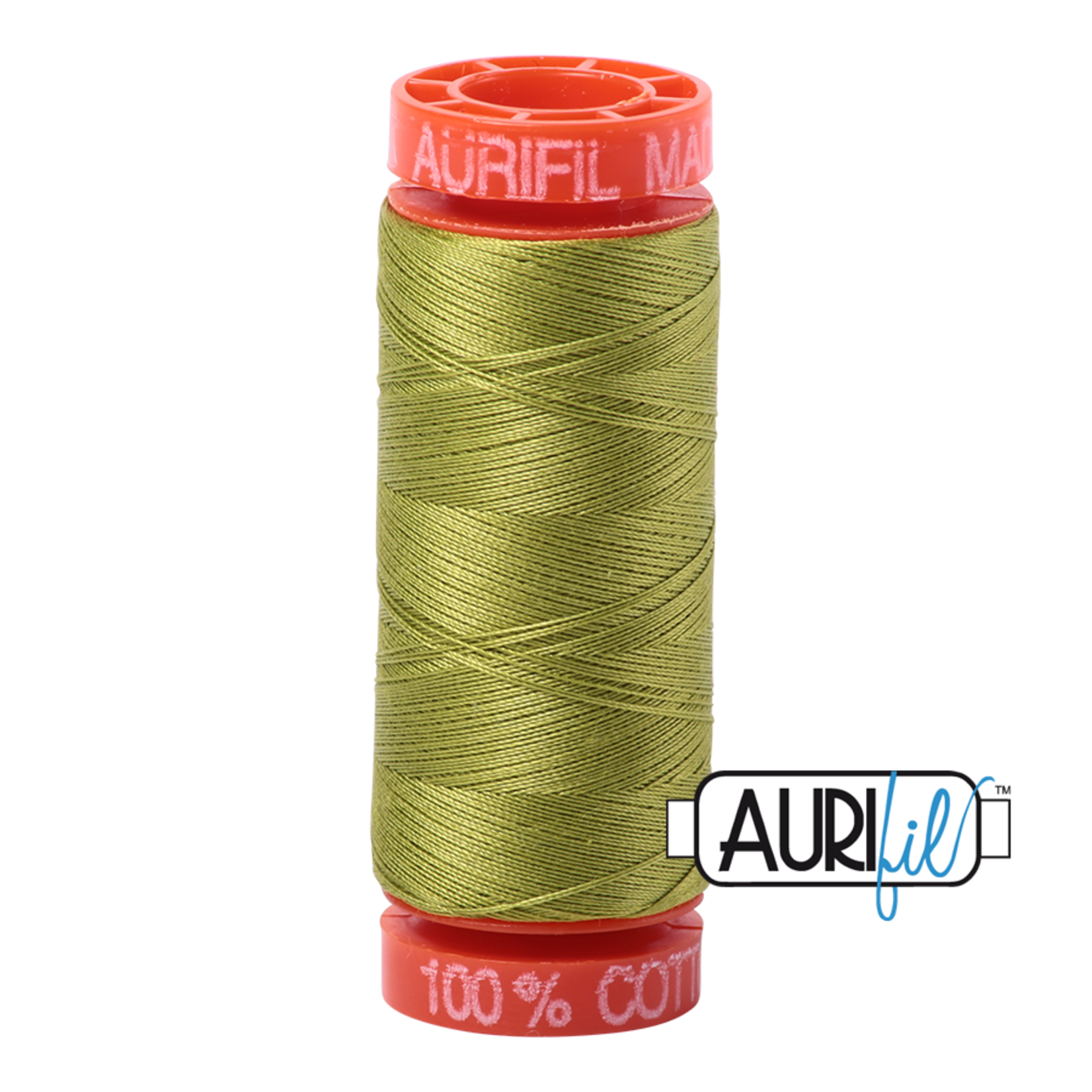 AURIFIL AURIFIL 50 WT Light Leaf Green 1147 Small Spool