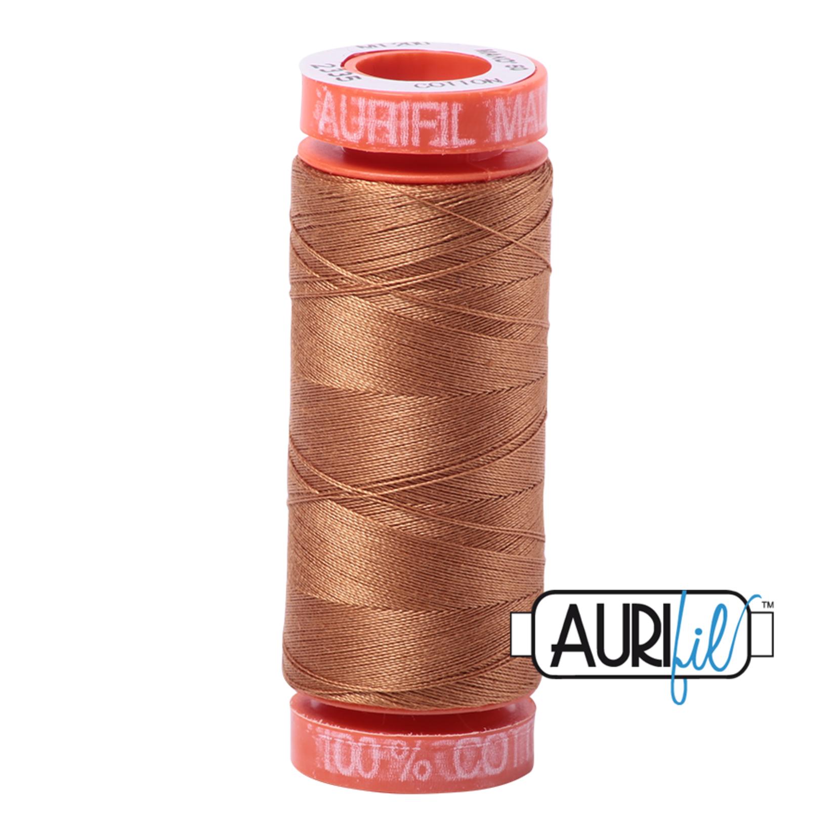 AURIFIL AURIFIL 50 WT Light Cinnamon 2335 Small Spool