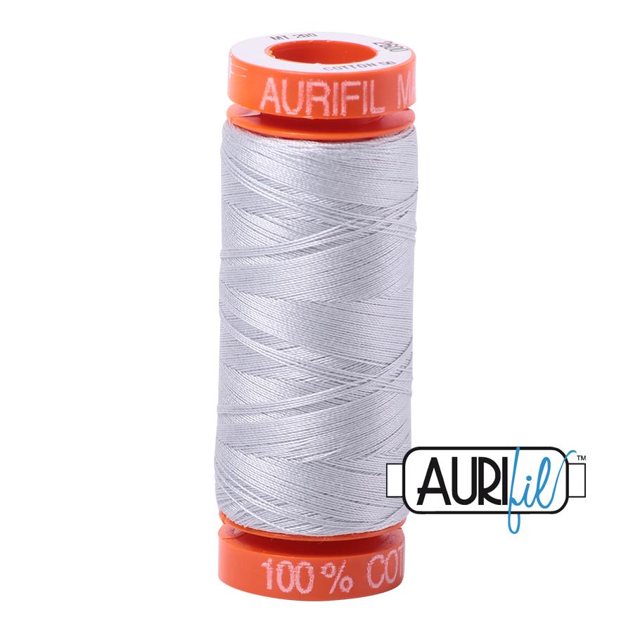 AURIFIL AURIFIL 50 WT Dove 2600 Small Spool