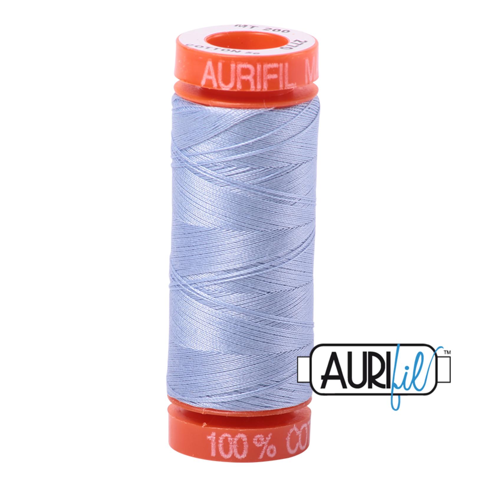AURIFIL AURIFIL 50 WT Very Light Delft 2770 Small Spool