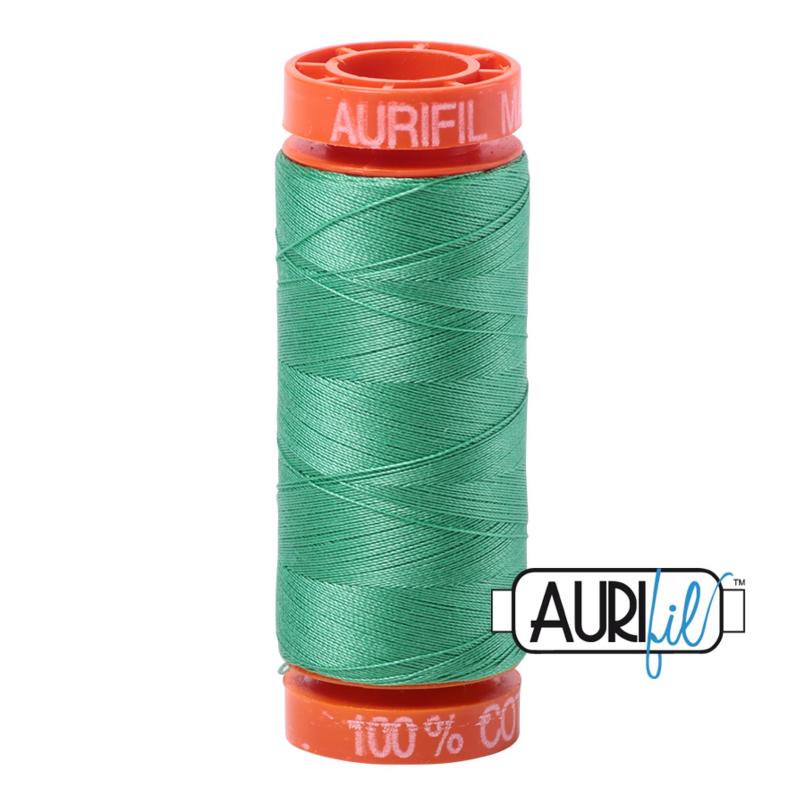 AURIFIL AURIFIL 50 WT Light Emerald 2860 Small Spool