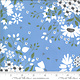 Corey Yoder Spring Brook, Hope Springs, Bluebonnet $0.20 per cm or $20/m