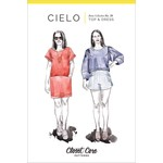 Closet Core Patterns Closet Core - Cielo Top and Dress Pattern 0-20