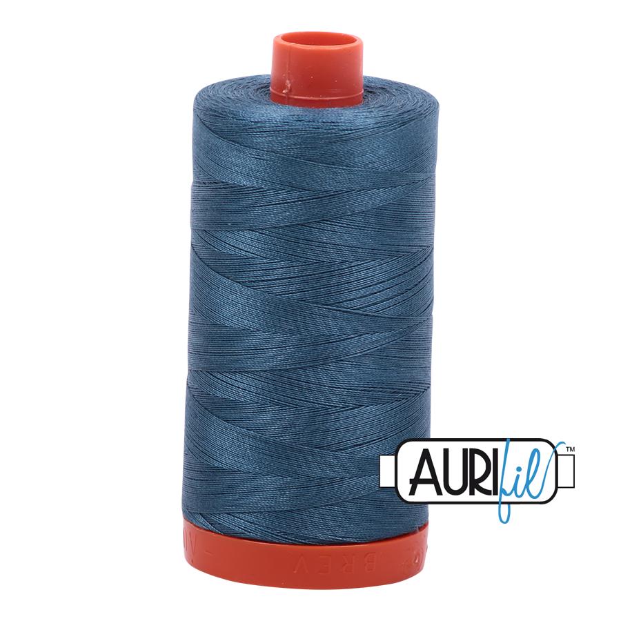 AURIFIL AURIFIL 50 WT Smoke Blue 4644