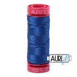 AURIFIL AURIFIL 12 WT Medium Blue 2735 Small Spool
