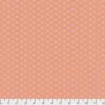 Tula Pink Tula Hexy, Peach Blossom $0.17  per cm or $17/m