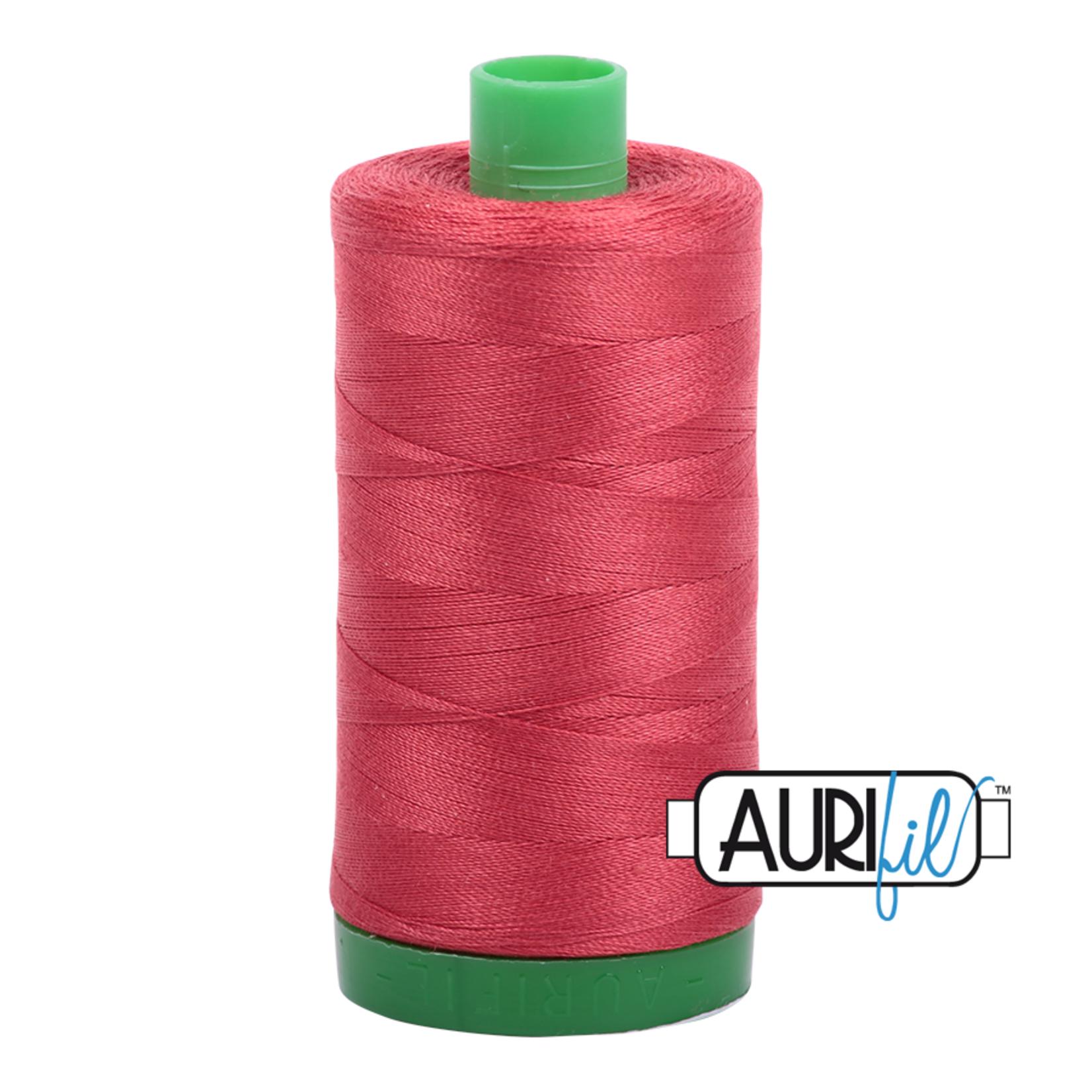 AURIFIL AURIFIL 40 WT Red Peony 2230