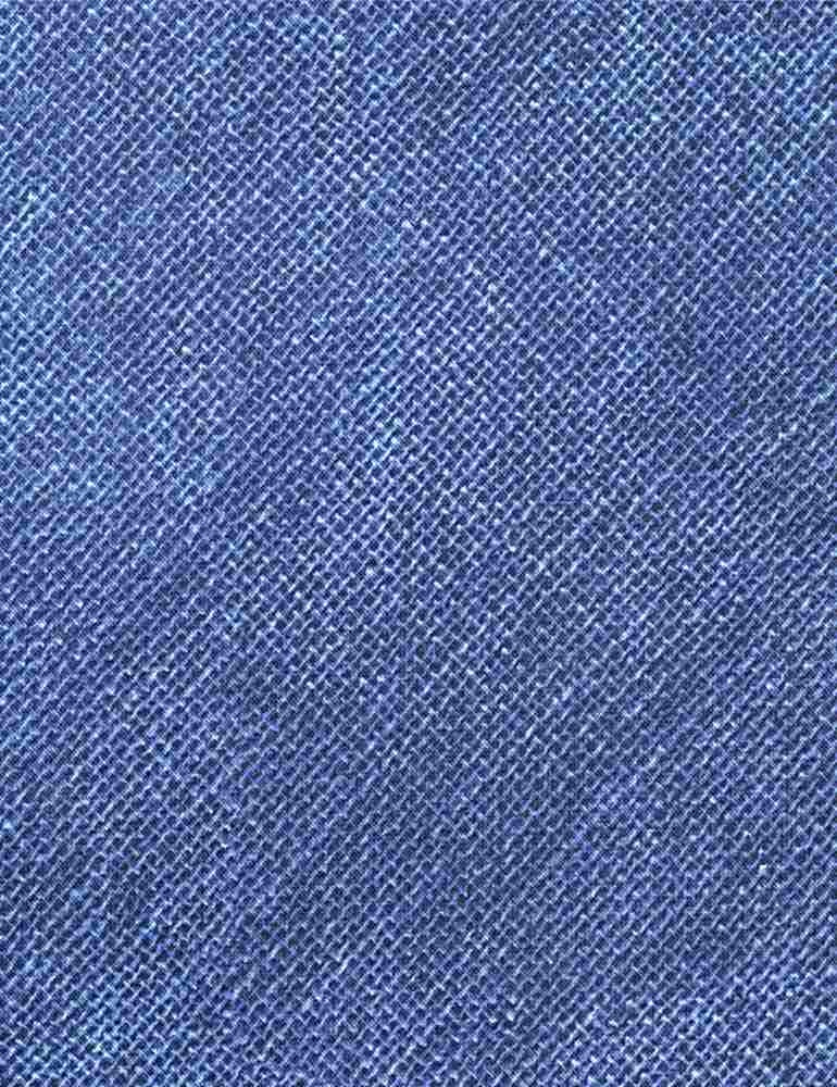 TIMELESS TREASURES Gilded City, Burlap Texture, Blue (C8134-BLU) $0.20 per cm or $20/m