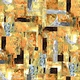 TIMELESS TREASURES Gilded City, Landscape Blocks, Multi (8154-MUL) $0.20 per cm or $20/m