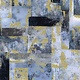 TIMELESS TREASURES Gilded City, Landscape Blocks, Grey (8154-GRY)$0.20 per cm or $20/m