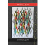 Robin Pickens Quilt Patterns Harlequin Quilt Pattern