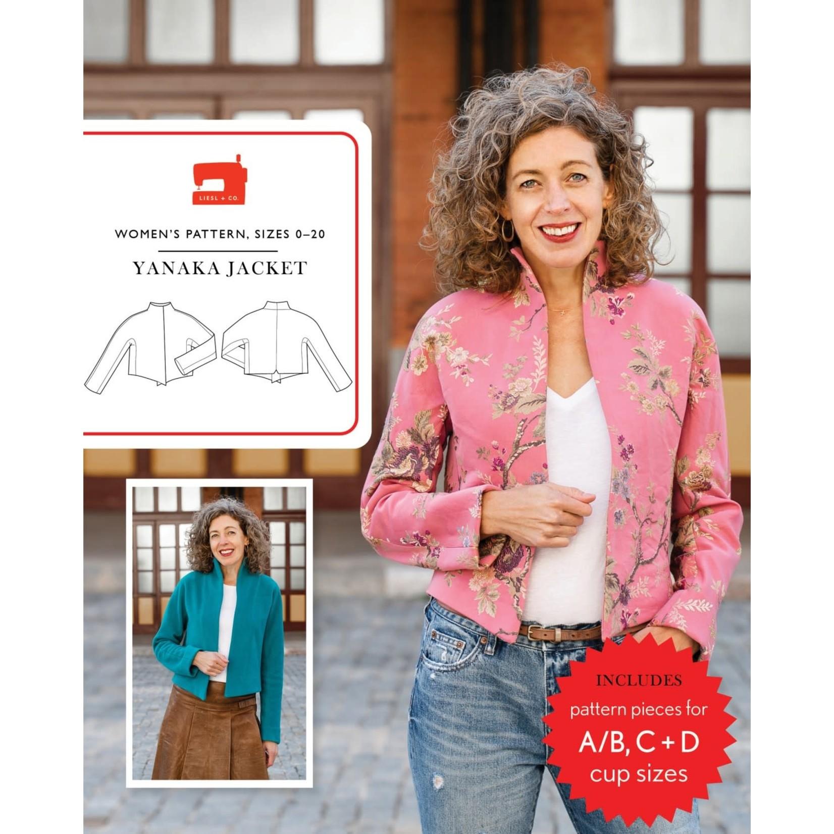 Liesel + Co Yanaka Jacket (Sizes 0-20)