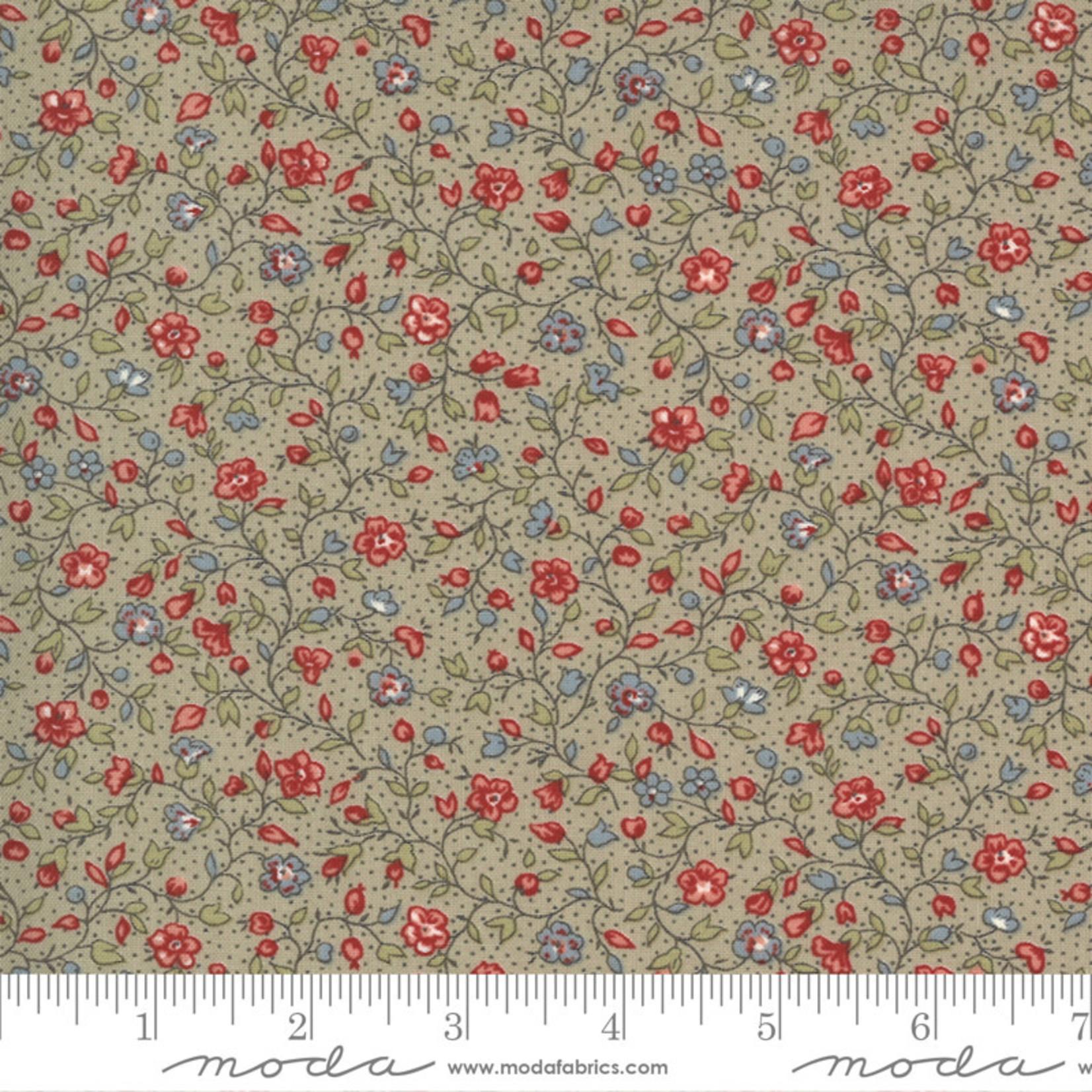FRENCH GENERAL Jardins De Fleurs, Villandry, Roche 13895-14 $0.20 per cm or $20/m