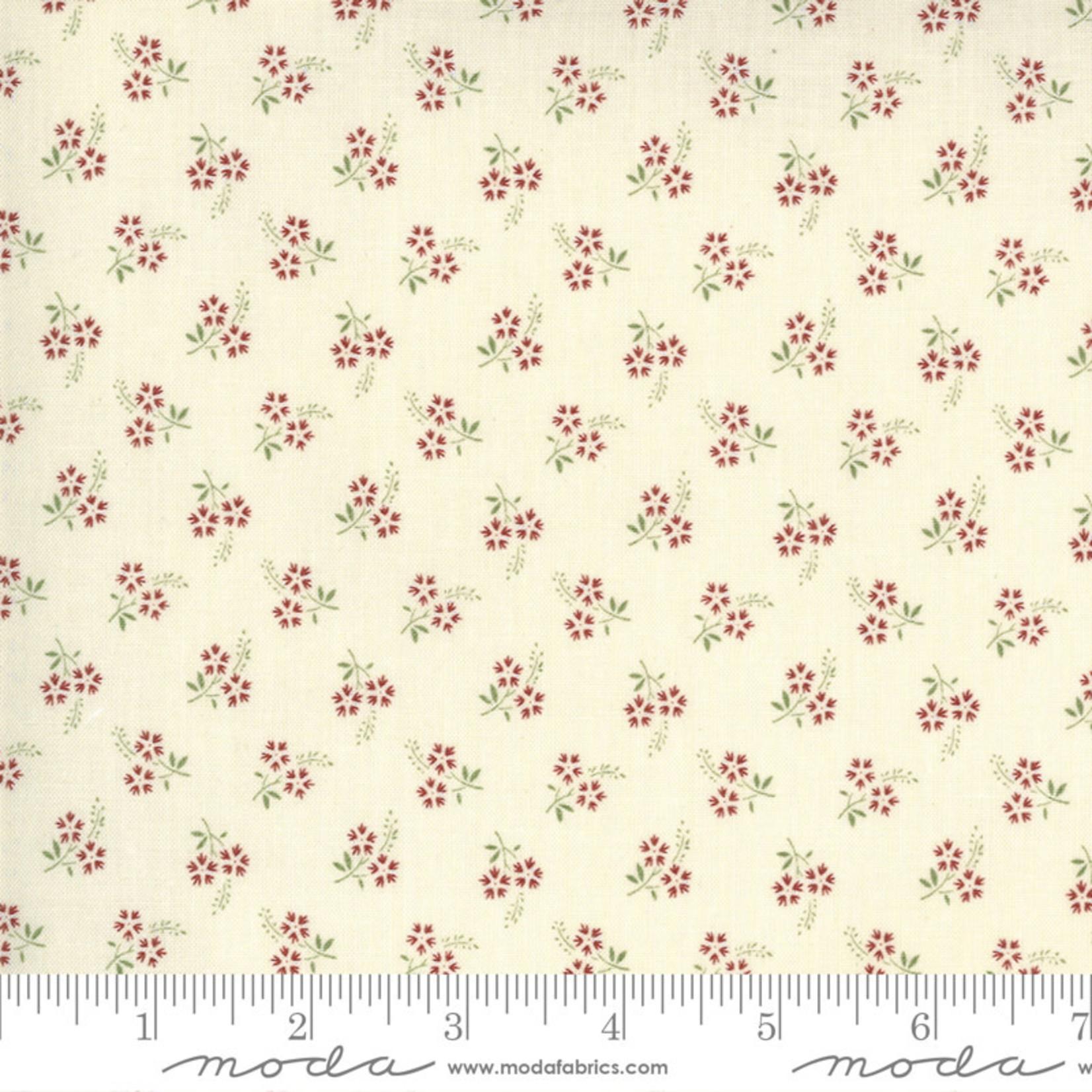 FRENCH GENERAL Jardins De Fleurs, Tuileries, Pearl 13897-18 $0.20 per cm or $20/m