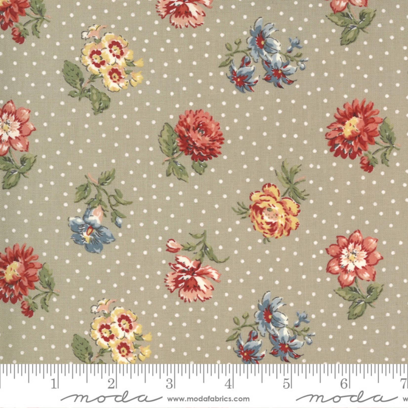 French General Jardins De Fleurs, Rayol, Roche 13893-21 $0.20 per cm or $20/m
