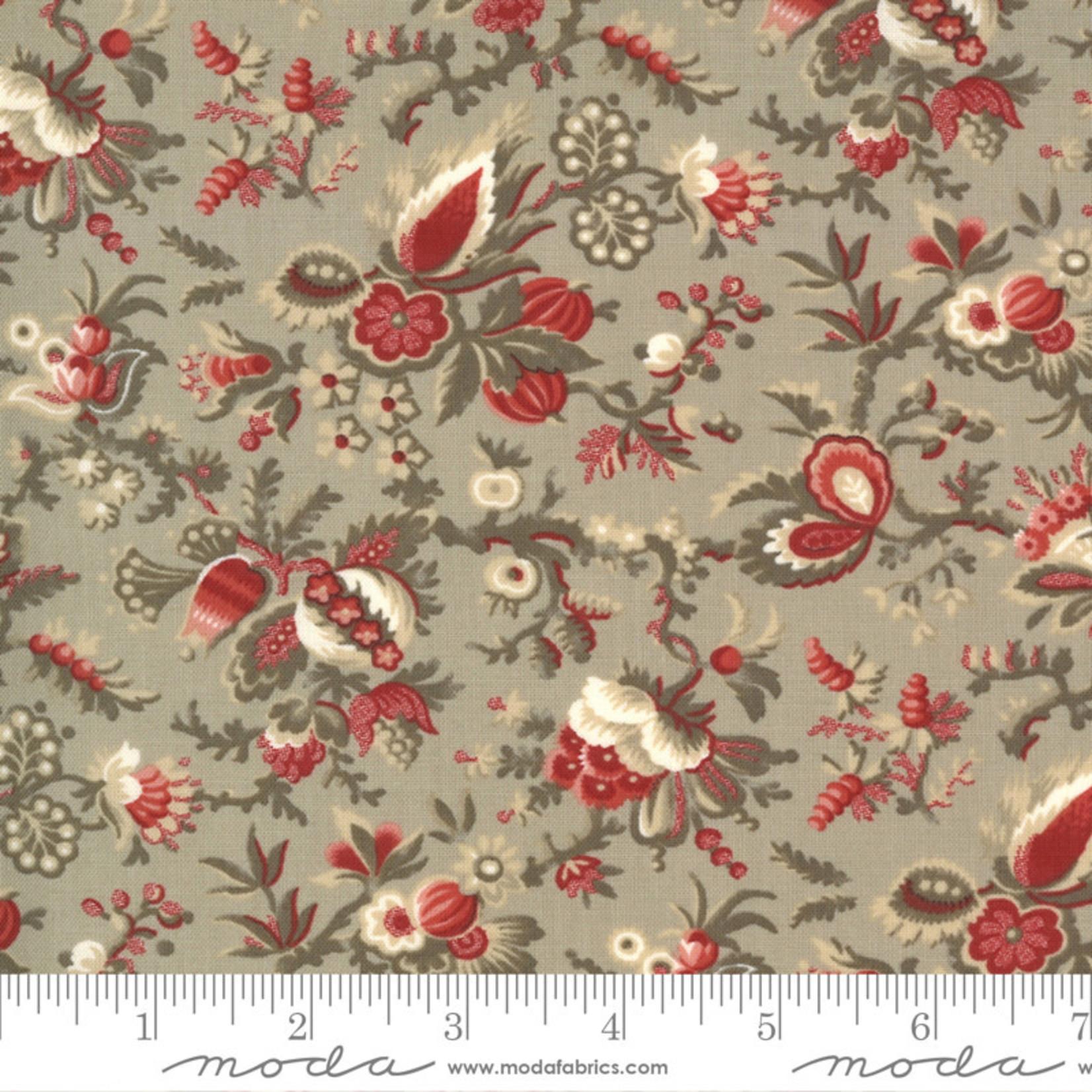 FRENCH GENERAL Jardins De Fleurs, Jardin Des Paradis, Roche 13892-16 $0.20 per cm or $20/m