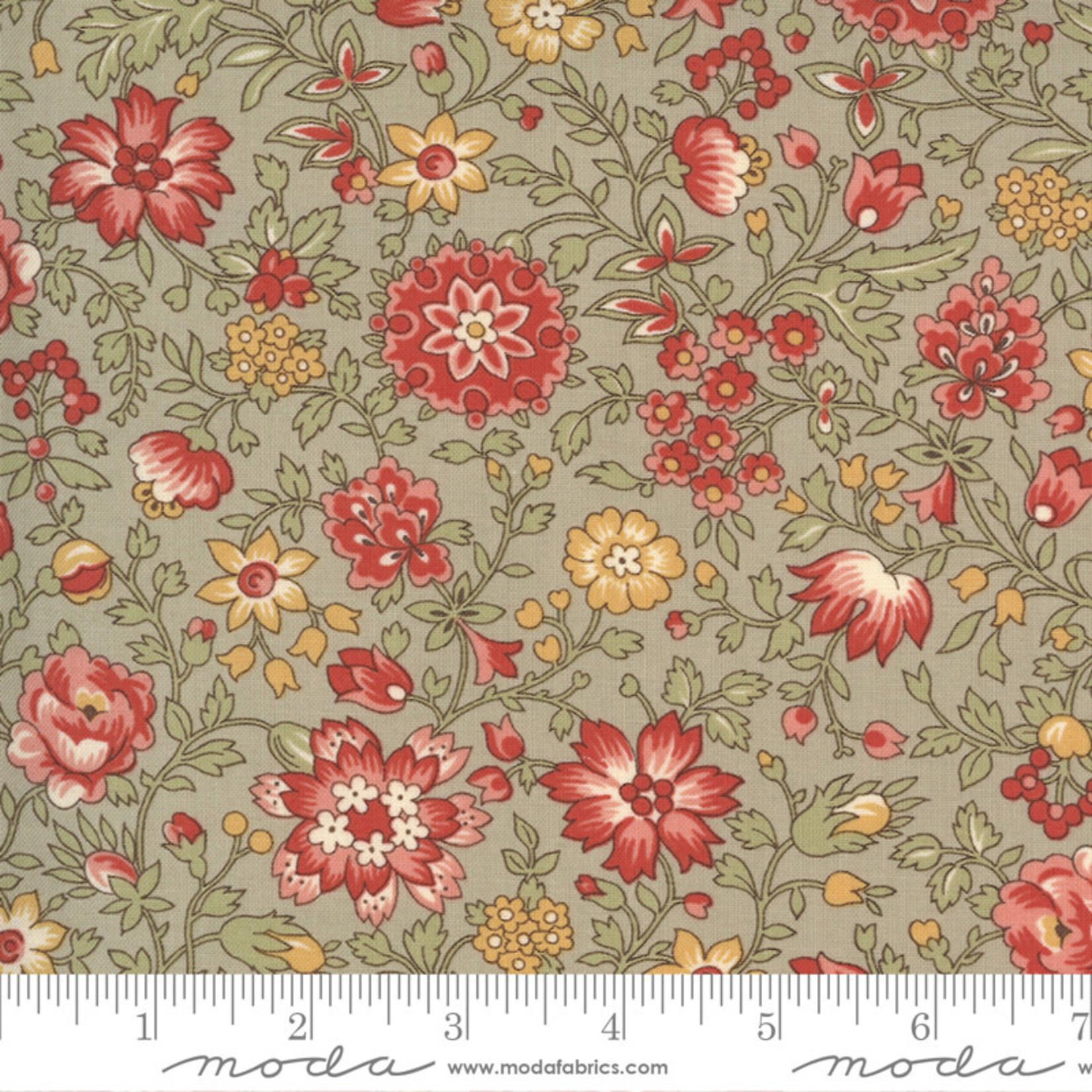 FRENCH GENERAL Jardins De Fleurs, Giverny, Roche 13894-24 $0.20 per cm or $20/m