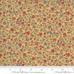 French General Jardins De Fleurs, Villandry, Saffron 13895-13 $0.20 per cm or $20/m