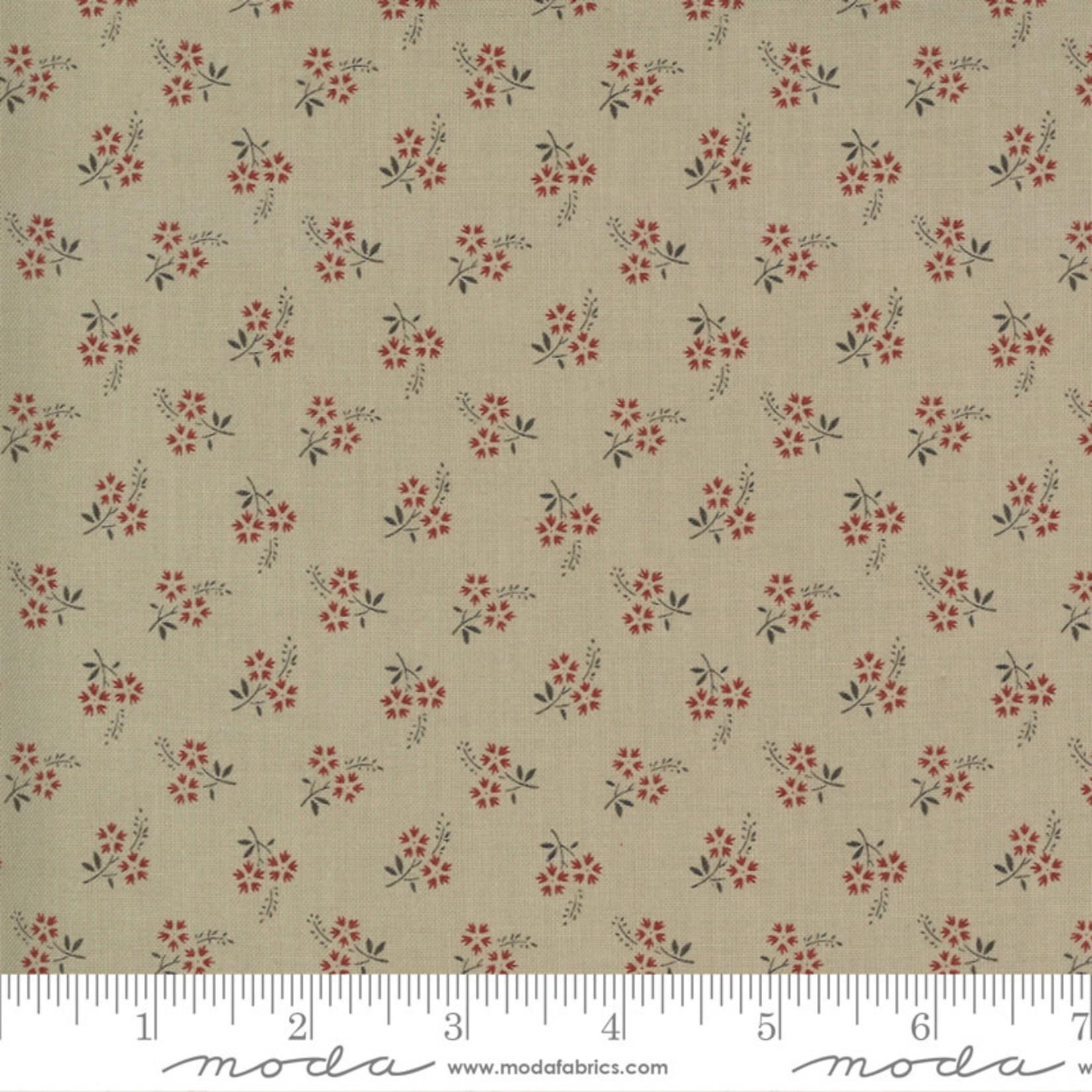 French General Jardins De Fleurs, Tuileries, Roche 13897-20 $0.20 per cm or $20/m
