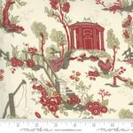 French General Jardins De Fleurs, Champs De Mars, Pearl 13890-15 $0.20 per cm or $20/m