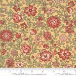 FRENCH GENERAL Jardins De Fleurs, Giverny, Saffron 13894-16 $0.20 per cm or $20/m