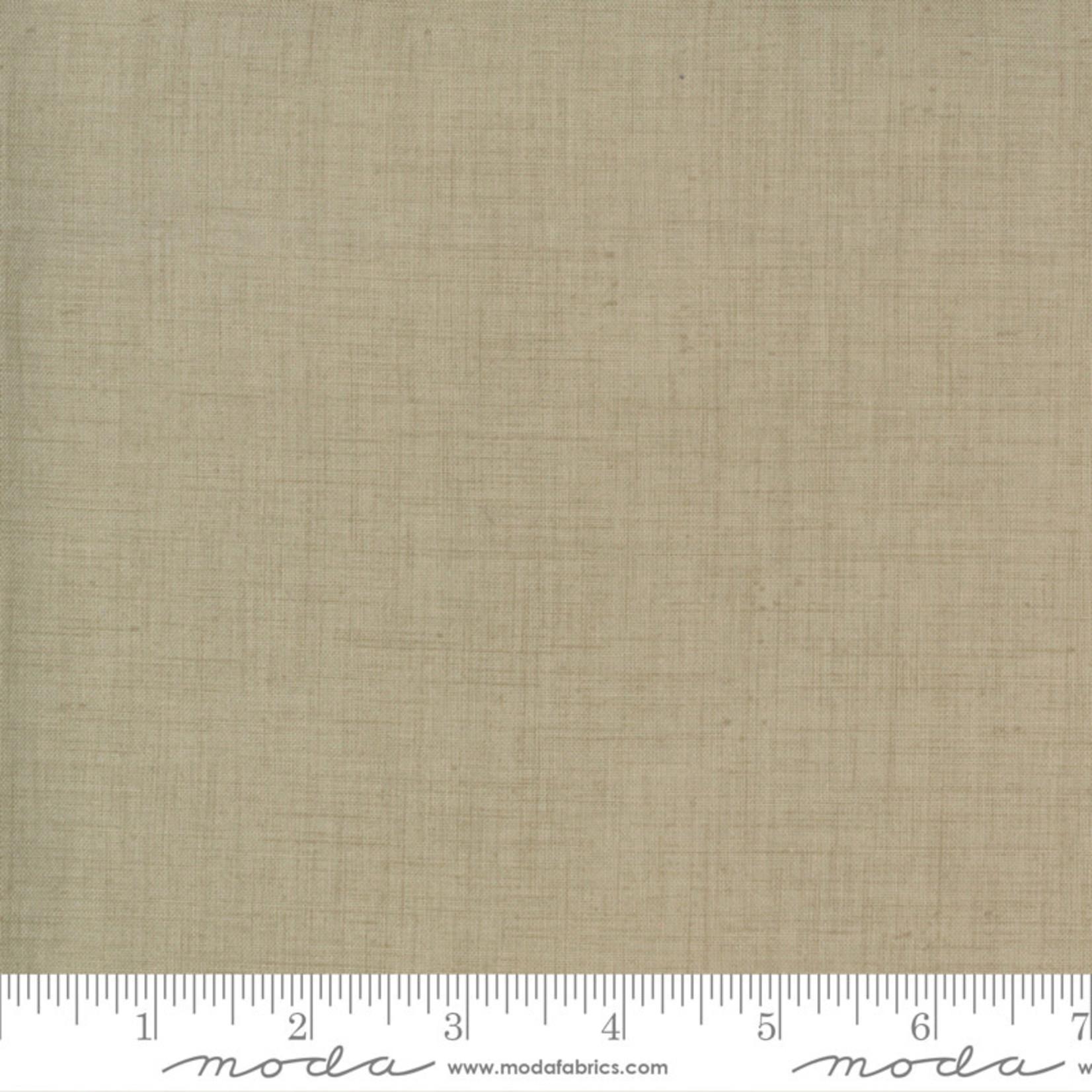 FRENCH GENERAL Jardins De Fleurs, Linen Texture, Roche 13529-20  $0.20 per cm or $20/m