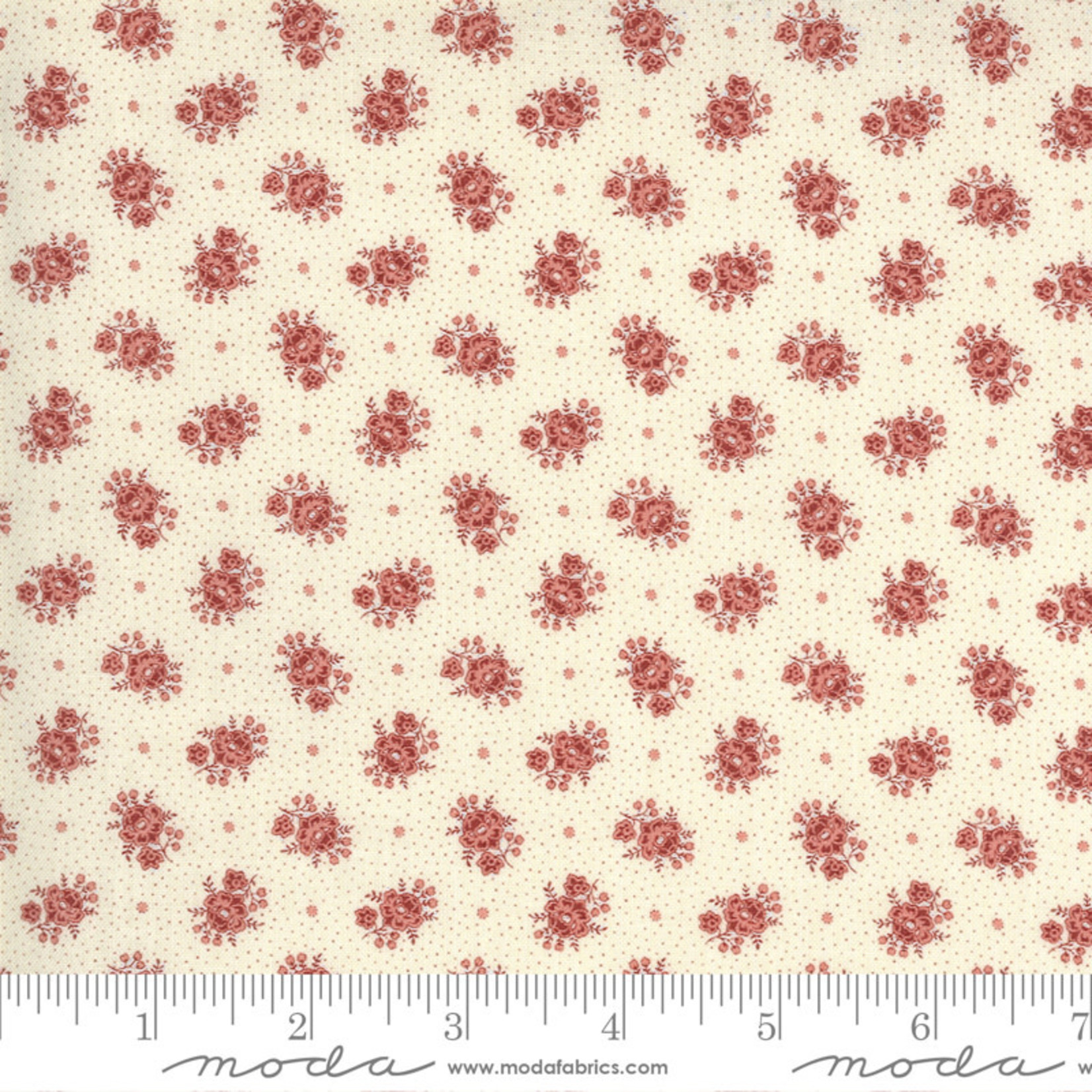 FRENCH GENERAL Jardins De Fleurs, Luxembourg, Pearl 13896-15 $0.20 per cm or $20/m