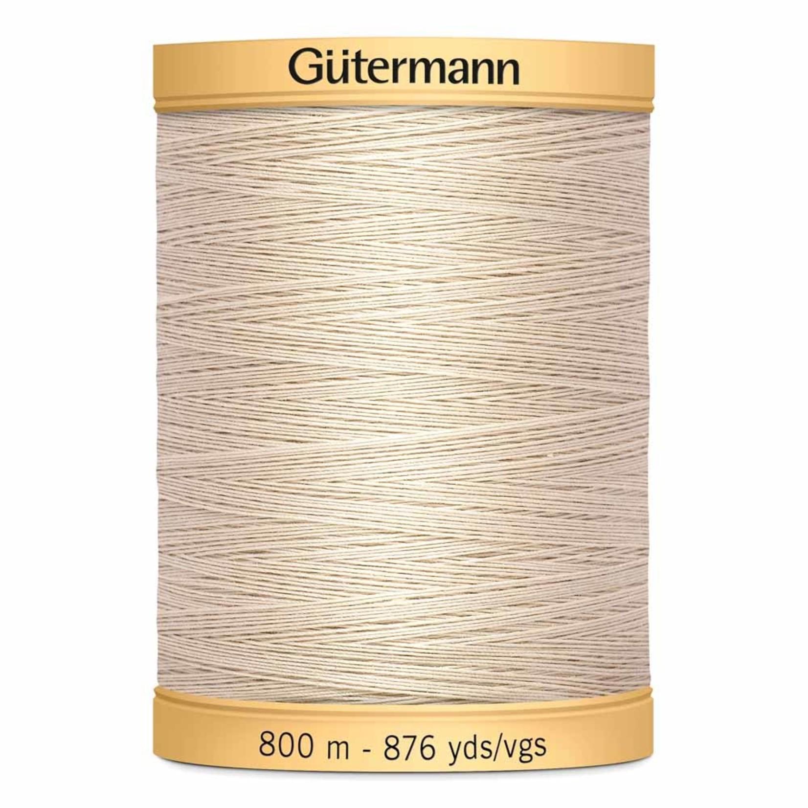 Guterman Col.0618 Gutermann Cotton 800m Pink Mushroom Lt Grey